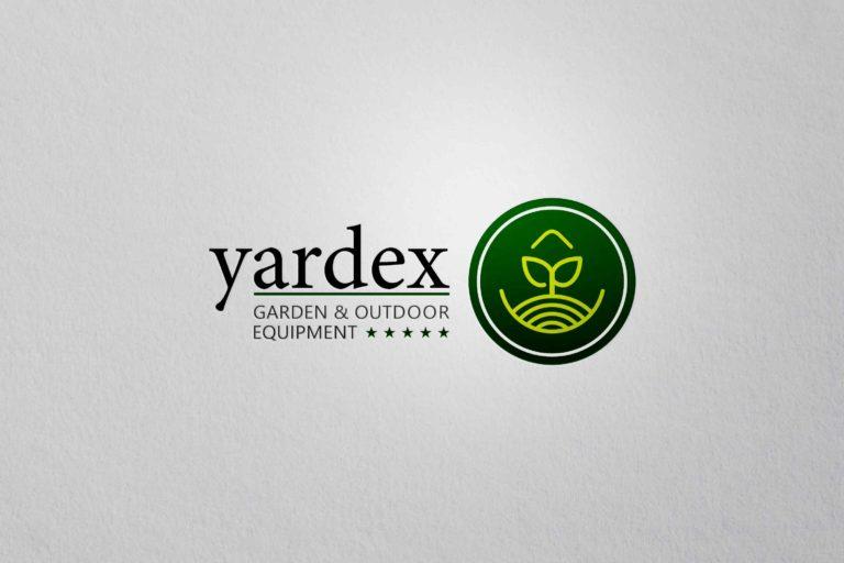 Logo von yardex - garden & outdoor equipment