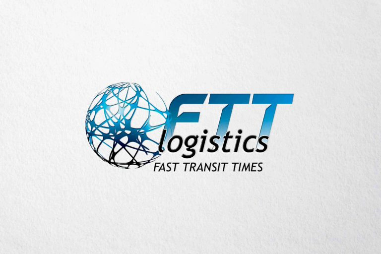 Logo von FTT logistics - fast transit times
