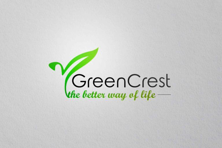 Logo von GreenCrest - the better way of life