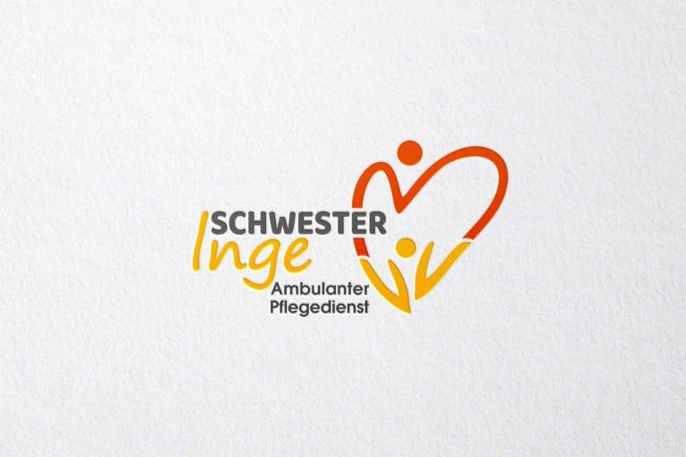 Logo von Schwester Inge - Ambulanter Pflegedienst